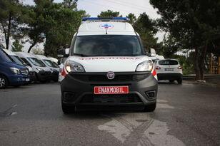 новая машина скорой помощи FIAT DOBLO MAXİ XL WİTH EQUİPMENT