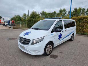 машина скорой помощи MERCEDES-BENZ VITO 163 CV - 2018 - 204 000 KM - AUTOMATIC