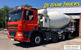 автобетононасос DAF 85 11m3 CONCRETE MIXER