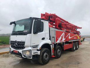 новый автобетононасос KCP 46m - AROCS 4143 8x4/4 - Mercedes-Benz - NUEVO -