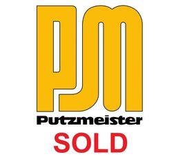 автобетононасос Putzmeister BSF 36-4.09H на шасси MAN 33372