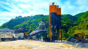 новый бетонный завод Fabo FABO CENTRALE A BETON COMPACT DE 110 M3/H NOUVEAU PROJET TYPE A