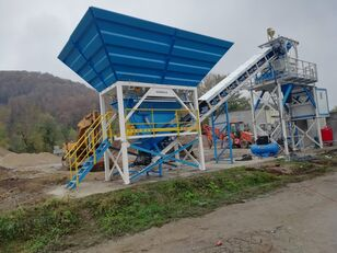 новый бетонный завод PROMAX محطة خلط الخرسانة المدمجة C60-SNG-PLUS (60 م 3 / ساعة)