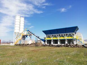 новый бетонный завод PROMAX Compact Concrete Batching Plant PROMAX C60-SNG-LINE (60m³/h)
