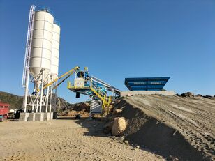 новый бетонный завод PROMAX МОБИЛЬНЫЙ БЕТОННЫЙ ЗАВОД  M60-SNG (60 м³/ч)