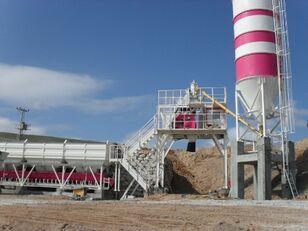 новый бетонный завод SEMIX KOMPAKT 60 SEMIX KOMPAKTNE BETONARE 60m³/sat