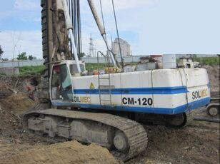 буровая установка SOILMEC CM 120