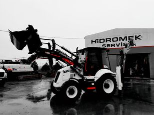 новый экскаватор-погрузчик HIDROMEK  HMK 102B
