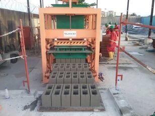 новое оборудование для производства бетонных блоков CONMACH BlockKing-18MS Concrete Block Moulding Machine-6.000 units/shift